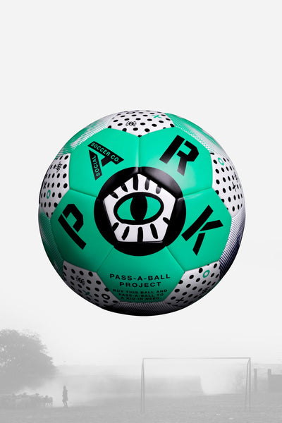 PARK MATCH BALL (Green)
