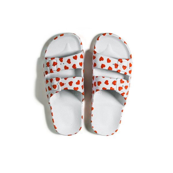 LOVE PATTERN SANDALS (kids)