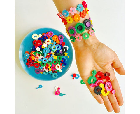 ORIGINAL FLOWER PUZZLE JEWELLERY