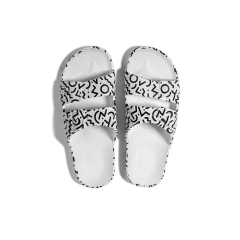 MEMPHIS WHITE SANDALS (kids)