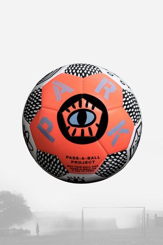 PARK SOCCER BALL (Neon Orange)