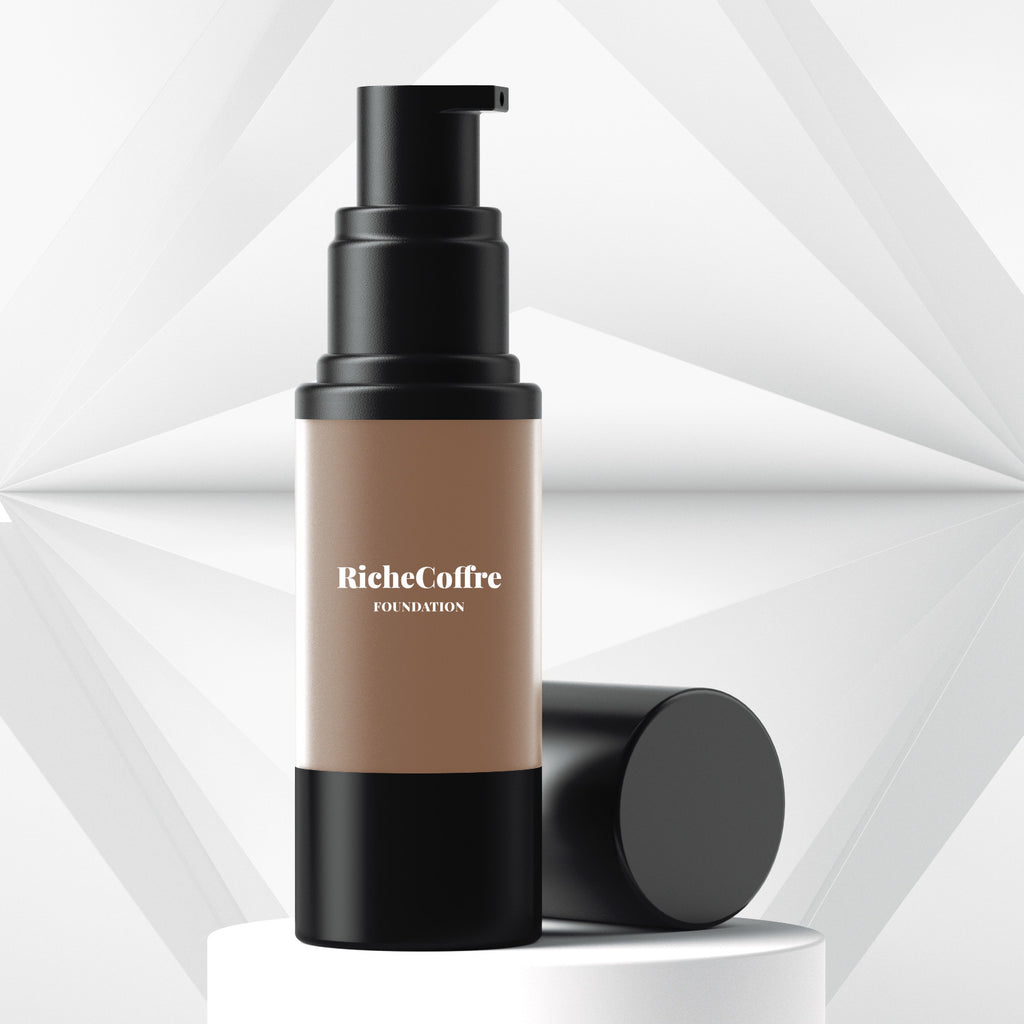 Dark Tan - Foundation - RicheCoffre