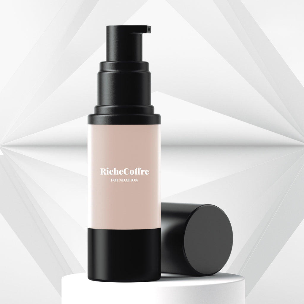 Extra Light Porcelain - Foundation - RicheCoffre