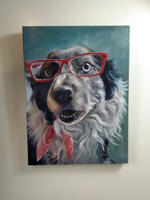 Oil Painting Pets