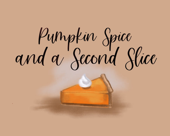 Digital Download of Pumpkin Spice - Sign Series