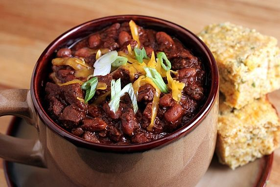Seattle Style Chili