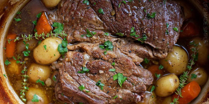 Supper Club No. 6 - Mississippi Pot Roast