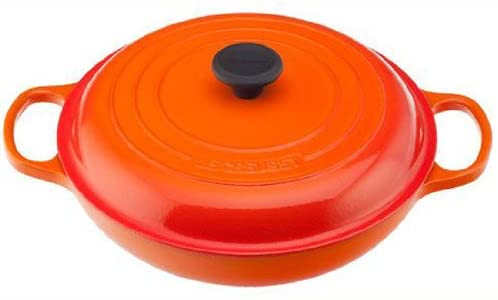 Le Cruset Flame Braiser