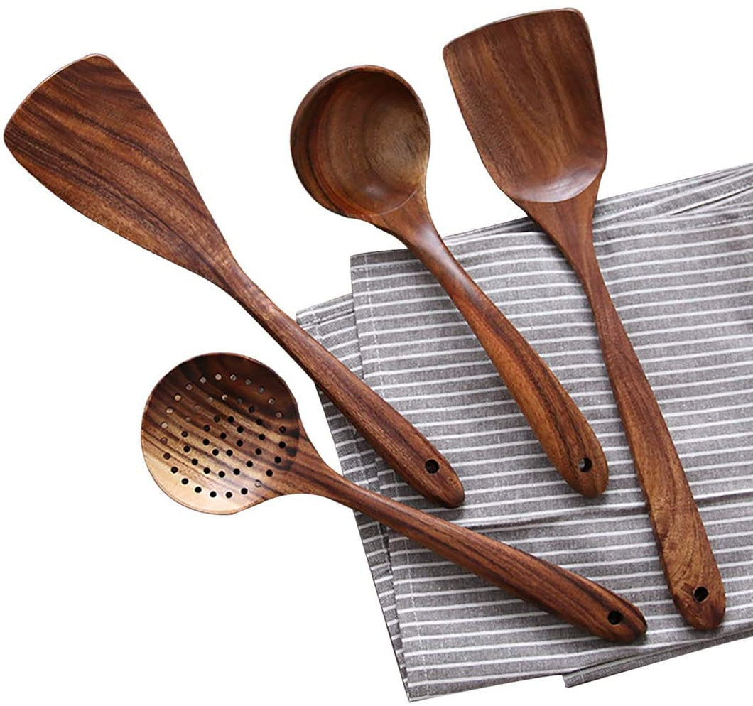 French Wooden Spoons