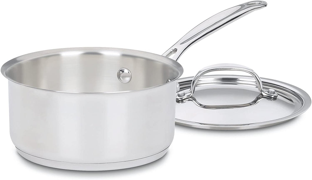 1 Qt. Sauce Pan with Lid