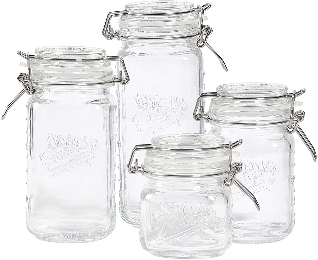 Mason Jar Canister Set