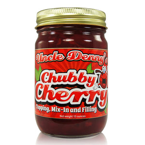Uncle Denny's Chubby Cherry Gourmet Filling and Topping