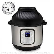 InstaPot Pressure Cooker and Air Fryer Combo