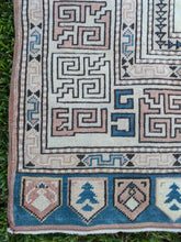 Load image into Gallery viewer, Vintage Turkish Rug ~5x8