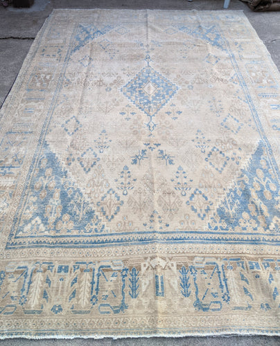 Semi Antique Persian Cojagan Rug ~8x12