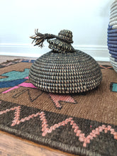 Load image into Gallery viewer, Tolani Lidded Small Basket