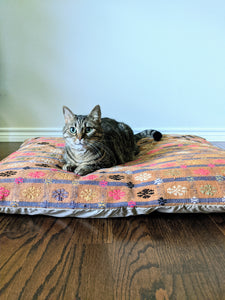 Medium Kilim Pet Bed Cover