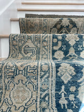 "Load image into Gallery viewer, Semi-Antique Persian Malayer Runner 3'3""x12'"