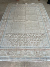 "Load image into Gallery viewer, Semi Antique Persian Mahal 7'9""x11'"