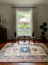 Load image into Gallery viewer, Vintage Milas Rug 5'x7.4'