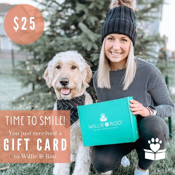 Willie & Roo Gift Card