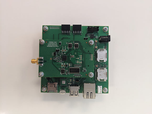 Wi-Fi HaLow (IEEE 802.11ah) Development Board