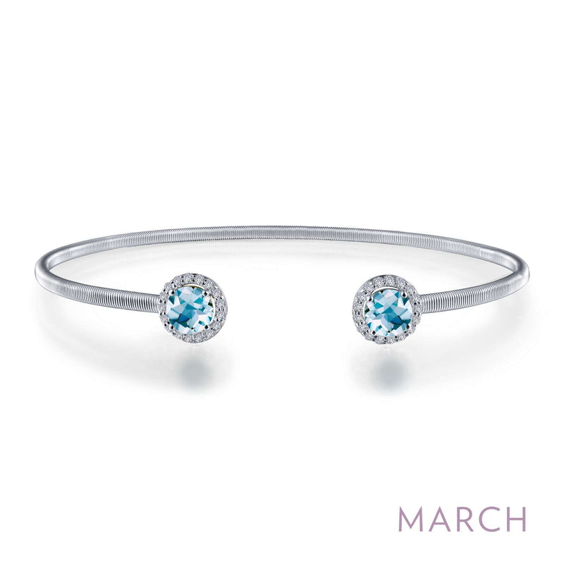 Lafonn March Birthstone Bracelet
