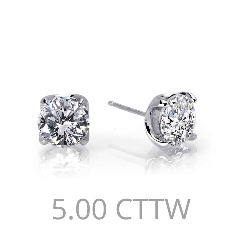 Lafonn 5 CTW Stud Earrings