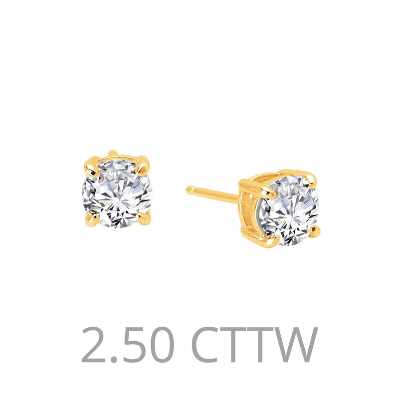 Lafonn 2.5 CTW Stud Earrings