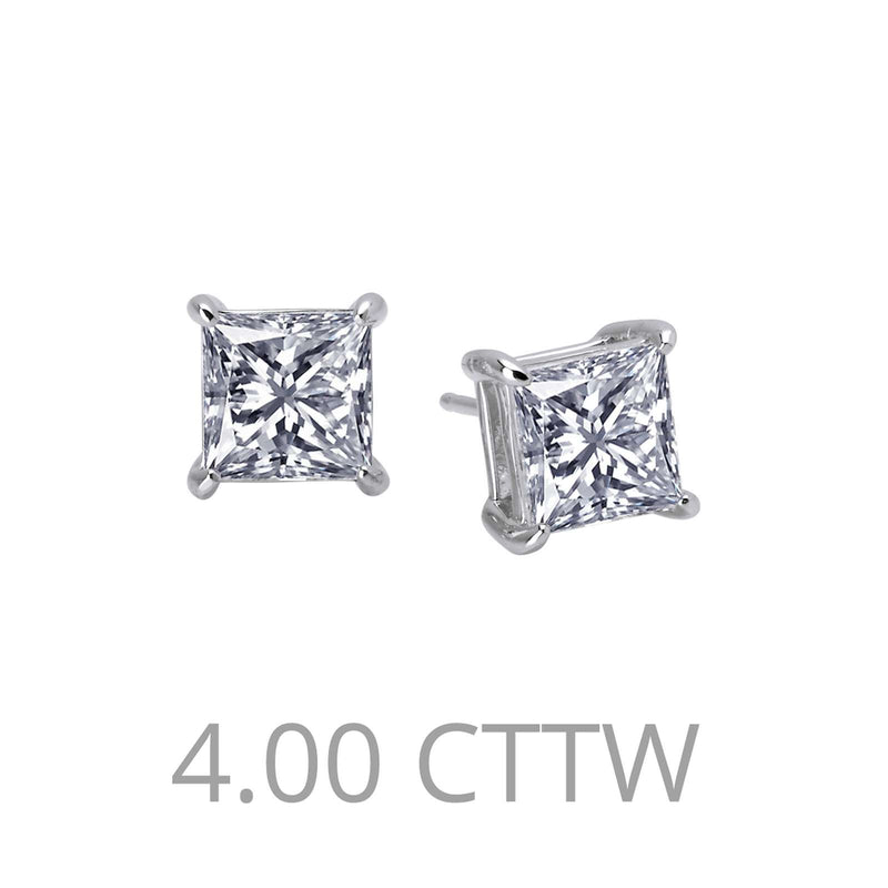 Lafonn 4 CTW Stud Earrings