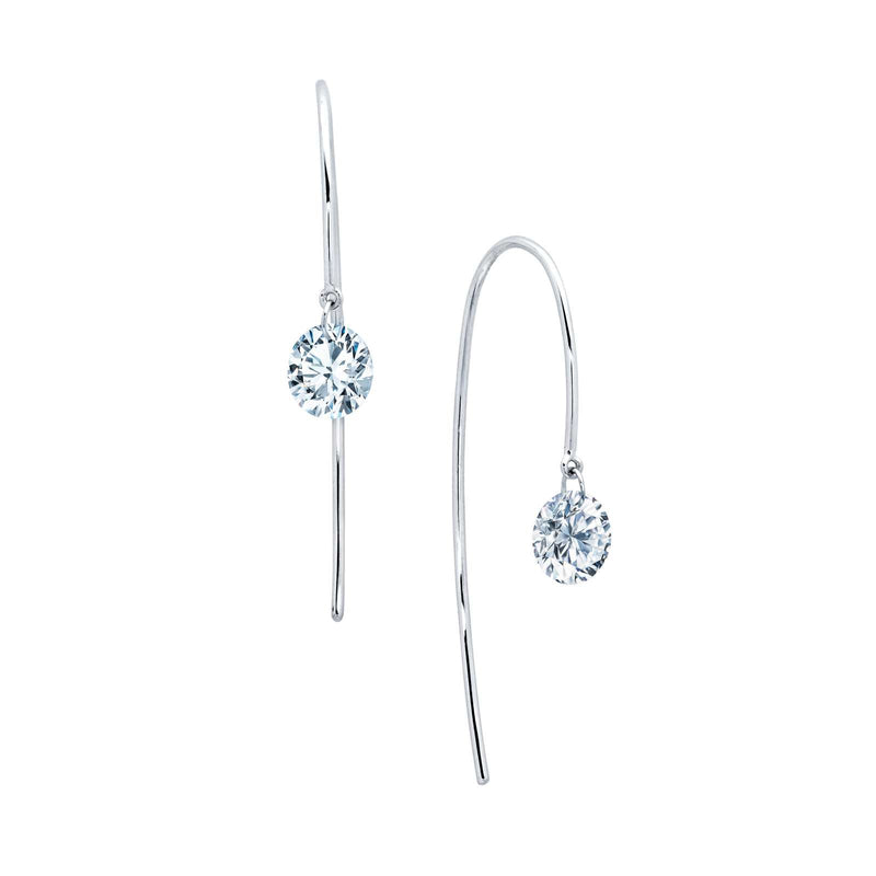 Lafonn Frameless Dangle Earrings