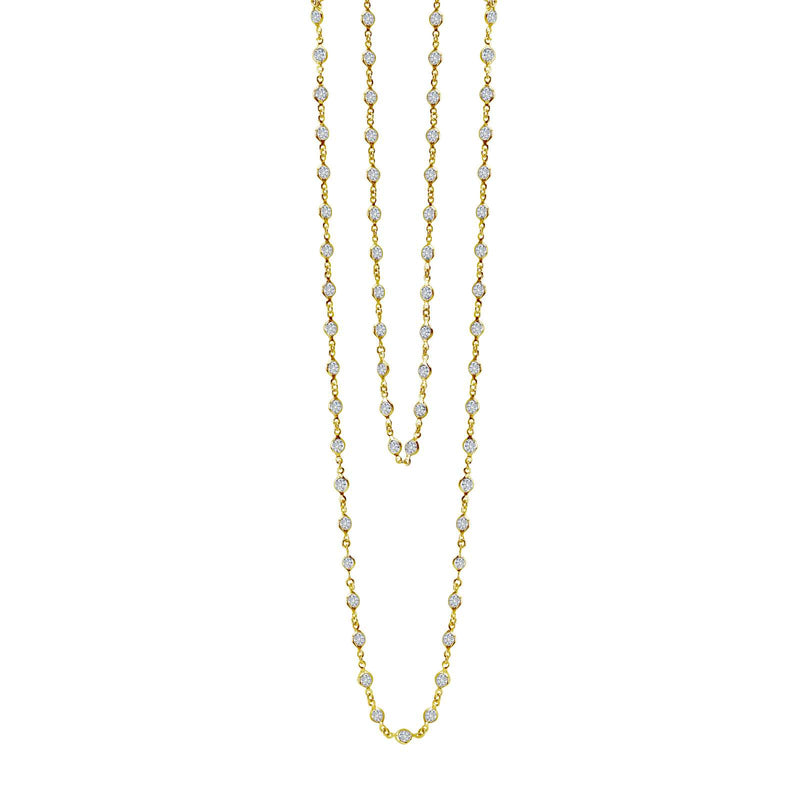 Lafonn Classic Station Necklace