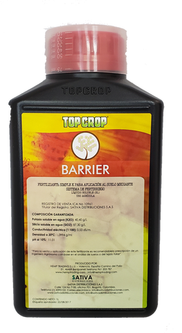 TOP CROP BARRIER 1 LITRO