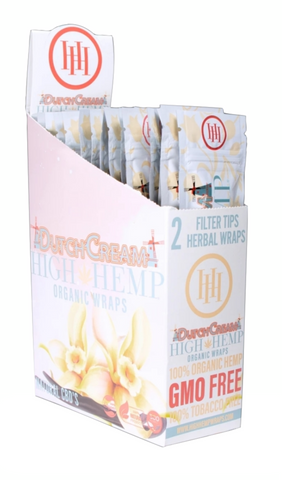 HIGH HEMP DUTCH CREAM