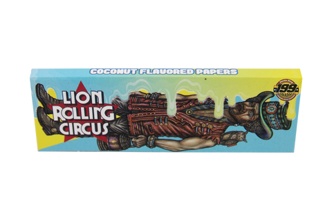 LION ROLLING CIRCUS COCO