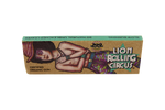 LION ROLLING CIRCUS UNBLEACHED