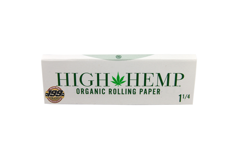 HIGH HEMP ROLLING PAPERS