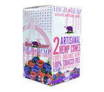 HIGH HEMP BARE BERRY X25