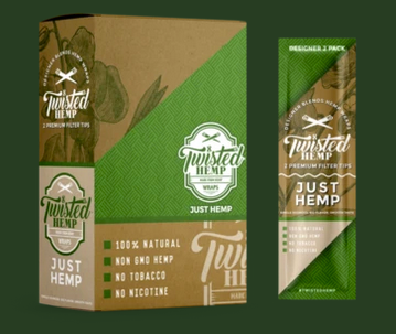 TWISTED HEMP PREMIUM JUST HEMP