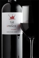 The Little Prince, Greek red wine by Karavitakis, Crete