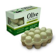 HerbOlive Exfoliating Massage Soaps with olive oil and bioactive ingredients