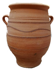 Pithari - Cretan hand-made Ceramic Jar Planter - range of sizes
