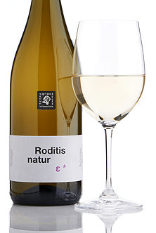 Tetramythos Roditis Natur 2019 - Greek Organic White Wine