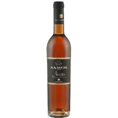 SAMOS Nectar Greek sweet white dessert wine, Gift Boxed- 500ml