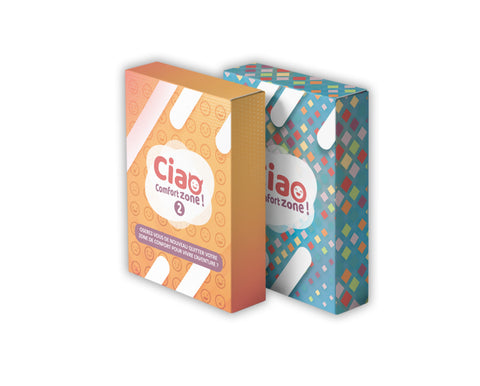 "Pack Duo ""A"" : Ciao Comfort Zone 1 + Ciao Comfort Zone 2"