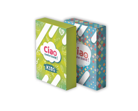 "Pack Duo ""D"" : Ciao Comfort Zone 1 + Ciao Comfort Zone Kids"