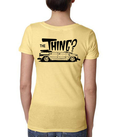 Women's The Thing! V-Neck