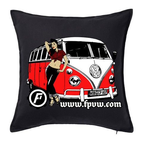 21 Pin Up Pillow