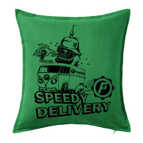 Speedy Delivery Pillow