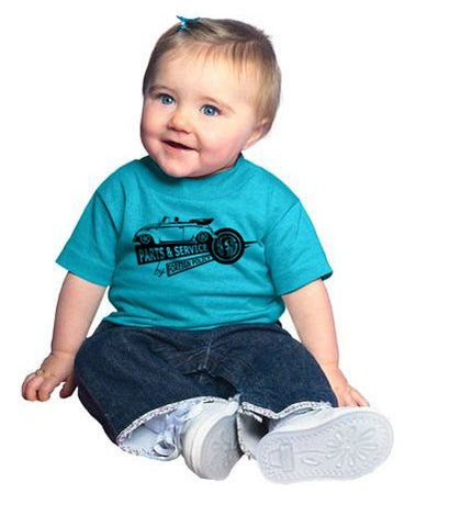 Supercharged Infant Shirt